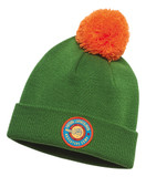 Stihl Kid's Kid's adventure beanie - 0420 440 0002  Made from 100% polyacrylic, this beanie will keep any child super-warm and features an attention-grabbing FUTURE LUMBERJACK badge