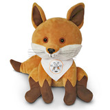 Stihl Children's Fox soft toy - 0420 460 0004  This fox doesn't steal chickens – only hearts. Made from ultra-soft plush, this is sure to become your wild kid's best friend.