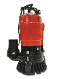 """SPK500 Electric 2"""" 110V Submersible Water Pump  SPT500 Electric 2"""" 230v Submersible Water Pump .Widely used for Farming, Aquatics, Mining and on Construction sites. Working conditions: Max depth below water level 5m. Max temperature 40 deg. C The PH figure of the water should be between 6.5-8.5 Max solids less than 7mm  Model: SPT500-110F Voltage: 230V Power: 0.5KW Outlet: 50mm Float: Yes Max Flow: 210L Max Head: 12m Weight: 13.5Kg"""