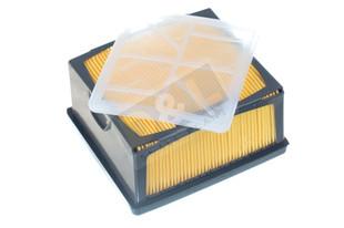 Paper Air Filter Set for Husqvarna  K760 - 574 36 23 02