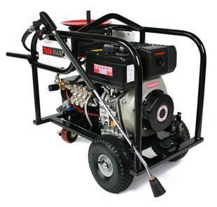 Taskman PW200 DY15ES 3000psi 200 Bar Electric Start Diesel Pressure Washer