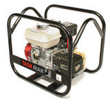 Taskman PW100 PH11 1500psi 100 Bar Petrol Pressure Washer Interpump Honda GX120.