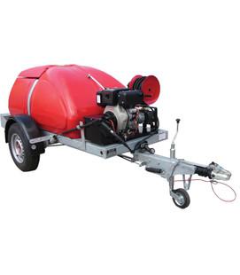 Taskman BW200 DY15E Diesel 3000 PSI 200 Bar Trailer Mounted Pressure Washer