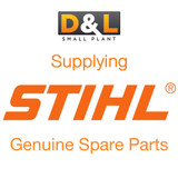 Air Valve Shaft with Lever for Stihl TS410 - 4238 120 7300