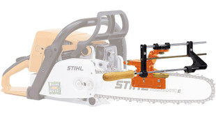 Stihl Plastic Hand Filing Tool FG 1 - 5603 012 7510  Plastic hand filing guide.  Excludes wooden file handle or files.