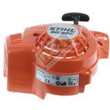 Fan Housing with Rewind Starter for Stihl BG 86 - BG 86 C Petrol Blower - 4241 080 2107  Genuine Part Fits Latest Type Ergo Start Machine
