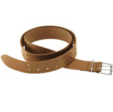 Stihl Leather Tool Belt - Neutral - 0000 881 0600  4cm wide, 125cm long. Extremely hard-working, long-lasting, approx. 3mm thick cowskin leather. Double prong buckle.