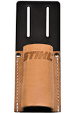 Stihl Holder for Tree Calipers -  0000 881 0517  Rigid plastic backing (insulated and padded) with a leather front, for ultimate ease of use.