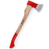 Stihl AX 10 Forestry Axe 60cm - 0000 881 1971 Light forestry axe for gardening and forestry work. With ash handle.