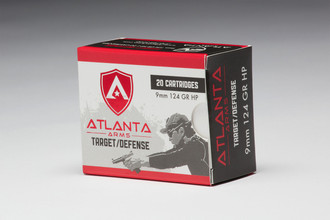 9mm TARGET DEFENSE