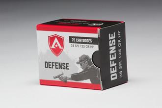 38 SPECIAL TARGET DEFENSE