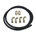 Power Steering Hose Kit-Bolt On Reservoir