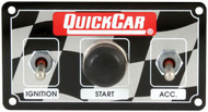 QuickCar Ignition Panel Weather Proof