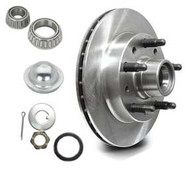 Hybrid Brake Rotor with Master Bearing Kit