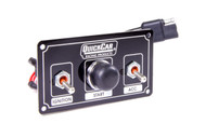 QuickCar Ignition Control Panel Black Weatherproof