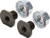 Threaded Nut Insert Steel 5 Pack