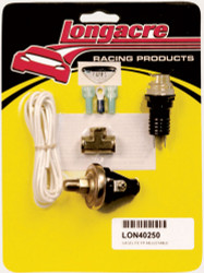 Longacre Fuel Pressure Light Kit