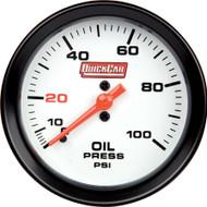 QuickCar Extreme Oil Pressure Gauge