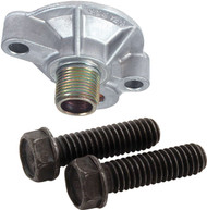 Oil Filter Adapter with Bolts