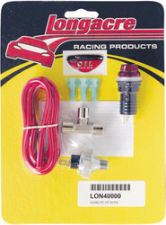 Longacre Oil Pressure Light  Kit