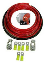 Battery Disconnect Wiring Kit