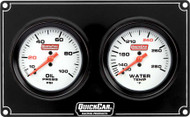 QuickCar Extreme Two Gauge Panel