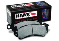 Hawk Racing Brake Pads Black