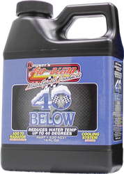 40 BELOW RADIATOR TREATMENT/COOLANT 16oz.