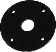 Plastic Scuff Plates Black