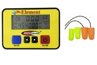 RACEceiver Element Rechargeable with Semi Pro Ear Piece