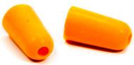 RACECEIVER Orange Replacement Earpieces for Semi Pro Ear Piece