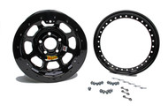 Aero 15 X 8 Black Wheel 53 Series Beadlock