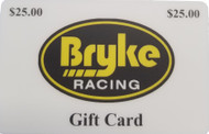 Bryke Racing Gift Card $25