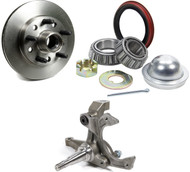 Metric Rotor, Spindle and Bearing Kit