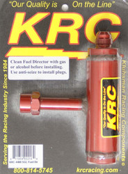 KRC 2 Barrel Aluminum Fuel Log