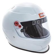 Racequip PRO20 Helmet Gloss White