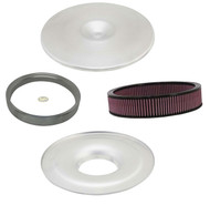 Flat Ultra Flow Air Cleaner Kit with Sure Seal