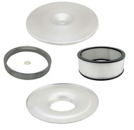 Flat Ultra Flow Paper Air Cleaner Kit with Sure Seal