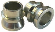 5/8in to 1/2in Reducer 1/2in Spacer HIGH CLEARANCE PAIR