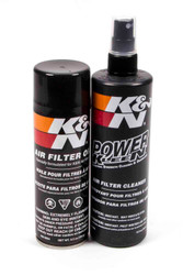 Air Filter Service Kit Oil and Cleaner