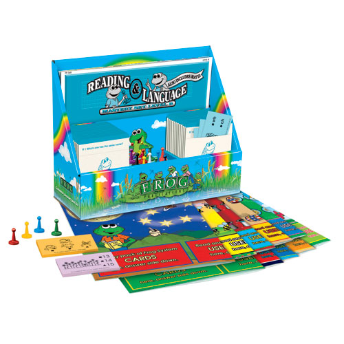 Frog Learning Center Game