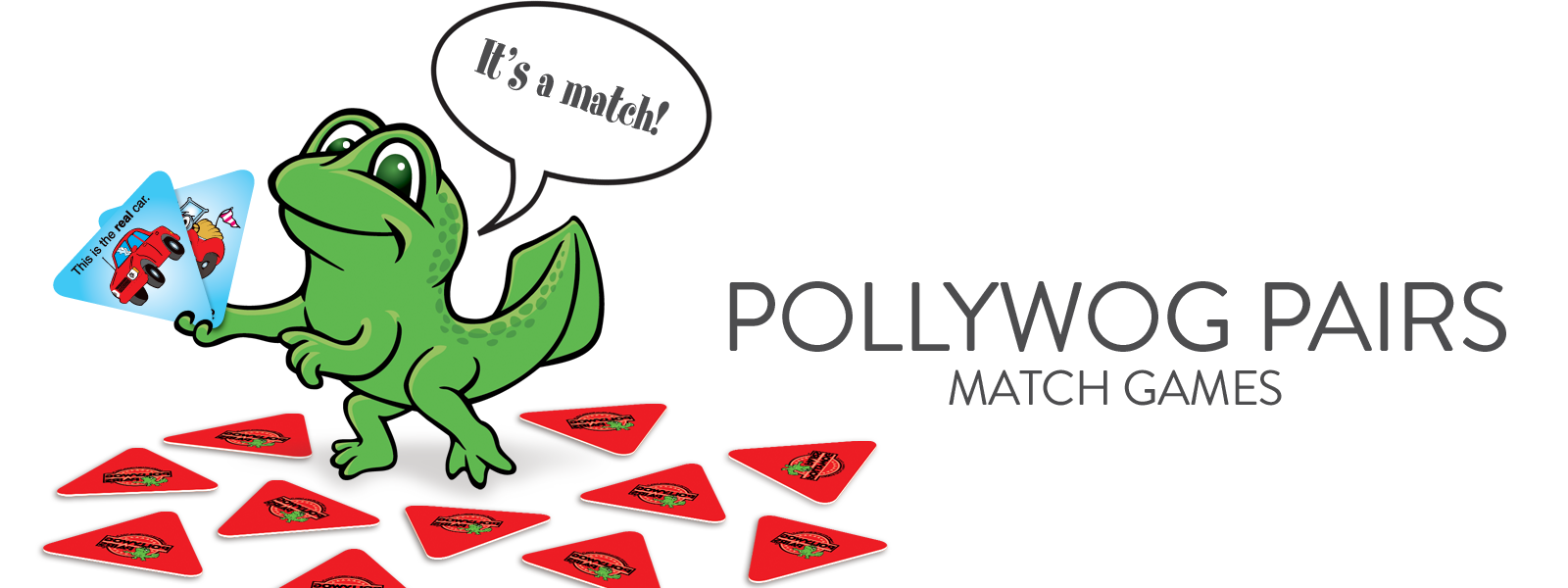 Pollywog Pairs Match Games