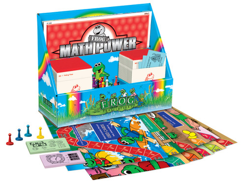Learning Center Games - Math Power Set Level C