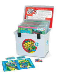 PA-631 Family Fun-Pack Game Set - Level R Math and Reading Readiness (PK-1st)