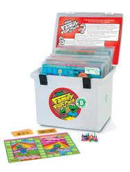 PA-635 Family Fun-Pack Game Set - Level B Reading (readability 2.0-3.5)