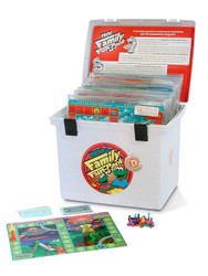 PA-637 Family Fun-Pack Game Set - Level D Reading (readability 4.0-5.5)