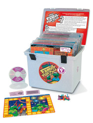 PA-833 Family Fun Pack Game Set - En Español & English, Level P Reading (plus 24 audio CDs)