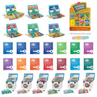 BD-979 Math Fast Start MEGA Collection + 6 Math Family Fun-Pack Game Sets