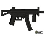 CombatBrick Heckler & Koch MP5-K Submachine Gun