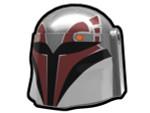 Rebel Hunter Silver Helmet?